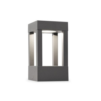 Faro Agra pedestal light LED anthracite, 1-light source