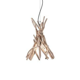 Ideal Lux DRIFTWOOD Pendant Light light wood, 1-light source