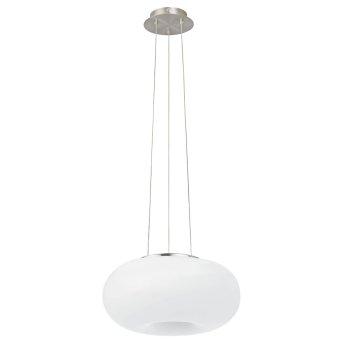 EGLO CONNECT OPTICA-C Pendant Light LED matt nickel, 1-light source, Colour changer