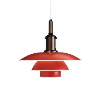 Louis Poulsen Pendant Light red, 1-light source