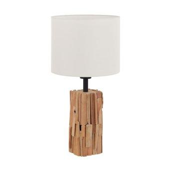 EGLO PORTISHEAD Table Lamp black, cream, 1-light source