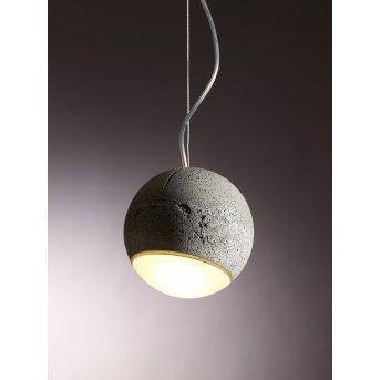 Tecnolumen Trabant Pendant light stone appearance, 1-light source