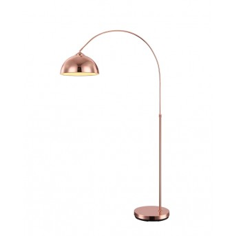 Globo Newcastle Floor Lamp copper, 1-light source