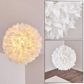Murten Pendant Light white, 1-light source