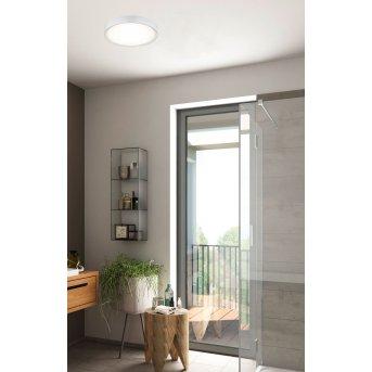 Trio CLARIMO ceiling light LED white, 1-light source