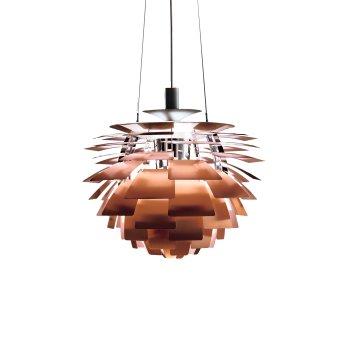 Louis Poulsen PH ARTICHOKE Pendant Light copper, 1-light source