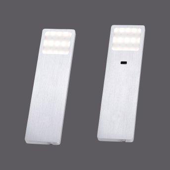Paul Neuhaus HELENA under cabinet light LED aluminium, 1-light source, Motion sensor