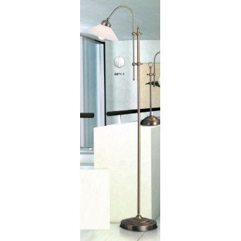 Globo LANDLIFE floor lamp antique brass, 1-light source