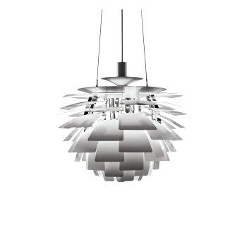 Louis Poulsen PH ARTICHOKE Pendant Light stainless steel, 1-light source