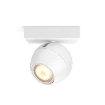 Philips HUE AMBIANCE WHITE BUCKRAM Spotlight, extension white, 1-light source