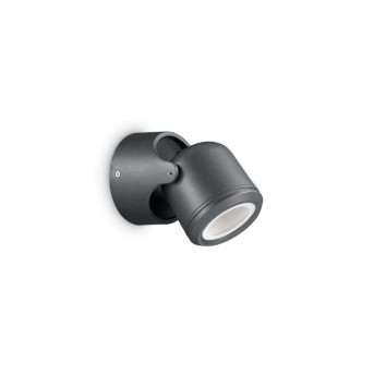 Ideal Lux XENO Outdoor Wall Light black, 1-light source