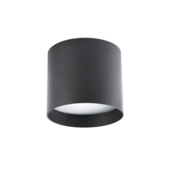 Faro Barcelona NATSU Ceiling Light LED black, 1-light source