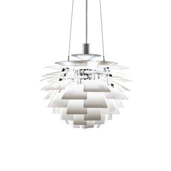 Louis Poulsen PH ARTICHOKE Pendant Light white, 1-light source