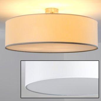 Foggia ceiling light white, 3-light sources