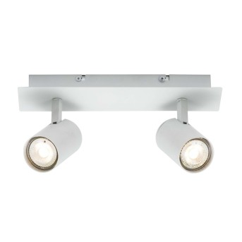 Nordlux FRIDA ceiling spotlight white, 2-light sources