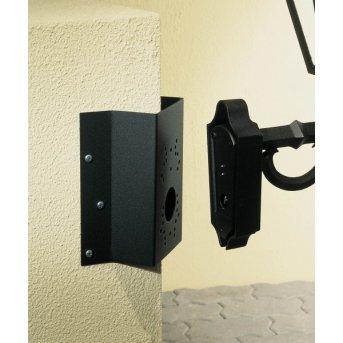 Konstsmide corner bracket black