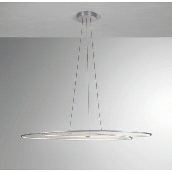 BOPP FLAIR hanging light LED aluminium, 1-light source