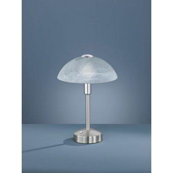 Trio DONNA Table Lamp LED matt nickel, 1-light source