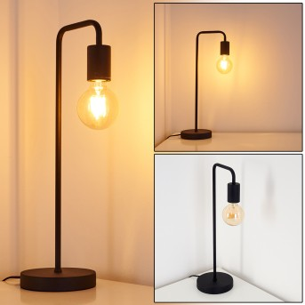 Valocolla Table Lamp black, 1-light source
