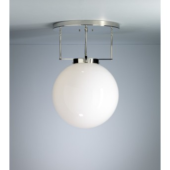 Tecnolumen DMB 26 Ceiling light polished nickel, 1-light source