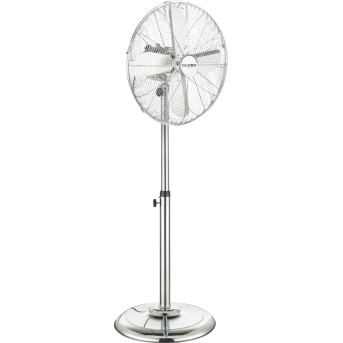 Globo VAN fan chrome