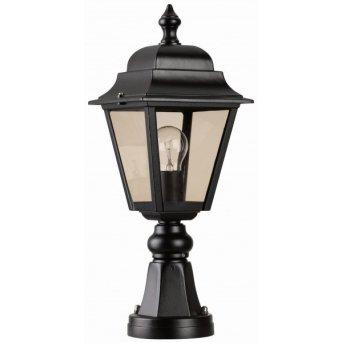 Lcd Lennestadt pedestal light black, 1-light source