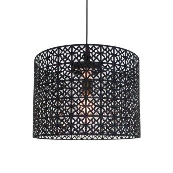 Pendant Light By Rydens Maison black, 1-light source