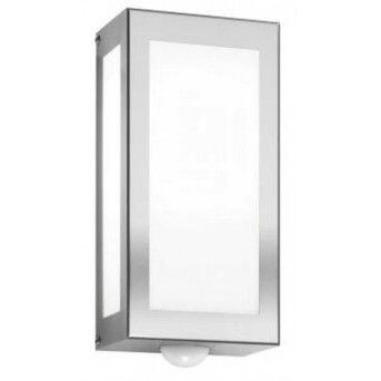 CMD AQUA RAIN Wall Light stainless steel, 1-light source, Motion sensor