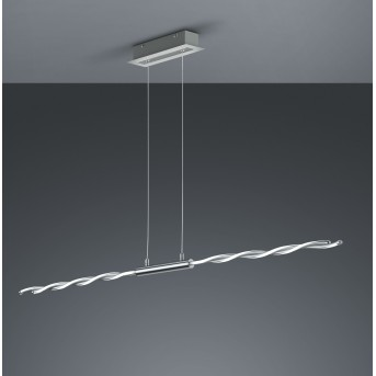 Trio-Leuchten Portofino Pendant Light LED chrome, 4-light sources