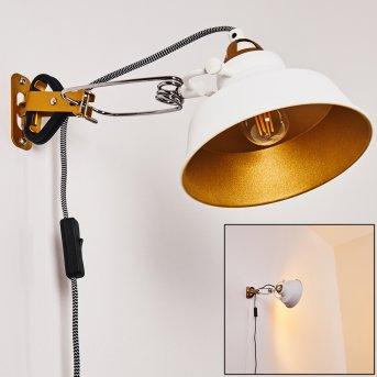 Luven Wall Light gold, 1-light source