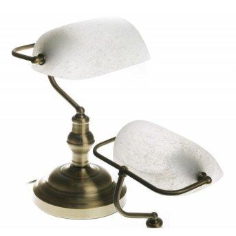 Globo ANTIQUE table lamp antique brass, 1-light source