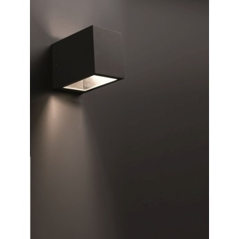 Faro Lacre outdoor wall light anthracite, 1-light source