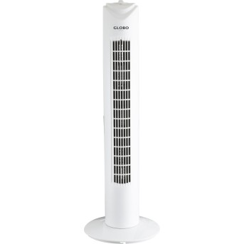 Globo TOWER fan white