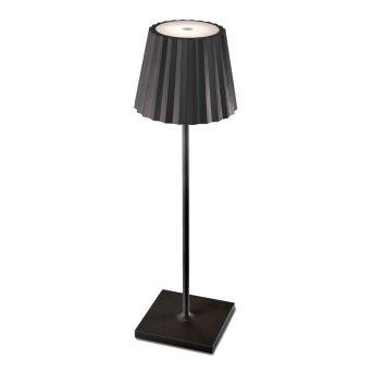 Table Lamp Mantra K2 LED black, 1-light source