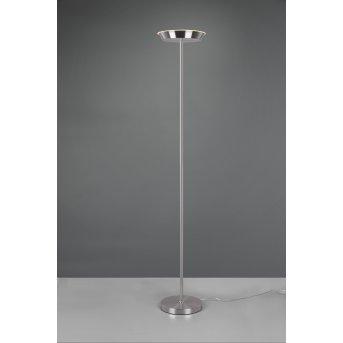Reality SWONA Floor Lamp LED matt nickel, 1-light source