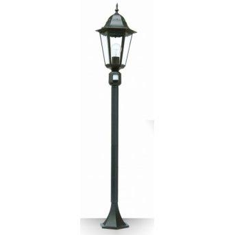 Lutec BRISTOL path light black, 1-light source, Motion sensor