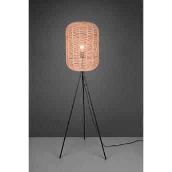Trio RUNA Floor Lamp black, 1-light source