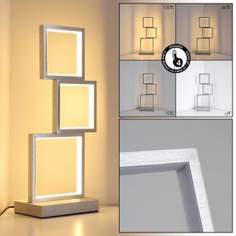 Bacolod Table lamp LED aluminium, 1-light source