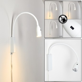 Alsea Bedside lamp LED white, 1-light source, Motion sensor