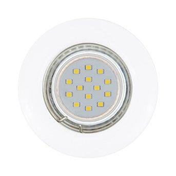 Eglo PENETO recessed light white, 3-light sources