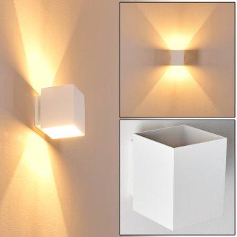Wall Light Laforsen white, 1-light source