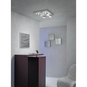 Escale SPOT IT ceiling light LED aluminium, 4-light sources