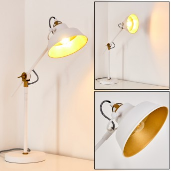 Luven Table Lamp LED white, 1-light source
