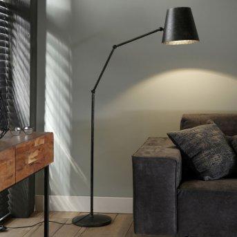 Floor Lamp Westhoven grey, 1-light source