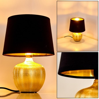 Stampa Table Lamp gold, 1-light source