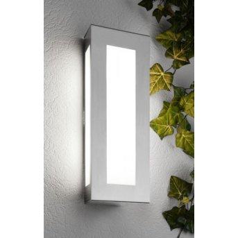 CMD AQUA LIGHT Wall Light stainless steel, 2-light sources