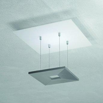 Escale ZEN D2W Ceiling Light LED anthracite, white, 4-light sources