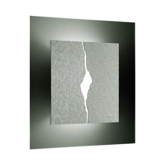 Grossmann CANYON Wall and Ceiling Light LED aluminium, 2-light sources