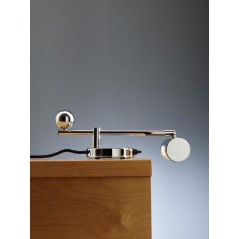 Tecnolumen DS 28 Table lamp chrome, 1-light source
