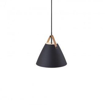 STRAP27 Pendant Light Design by Nordlux black, 1-light source